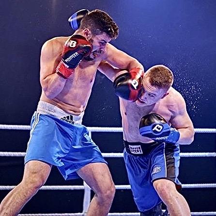 Boxen Wettkampf
