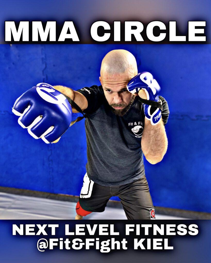 MMA Circle Fitness